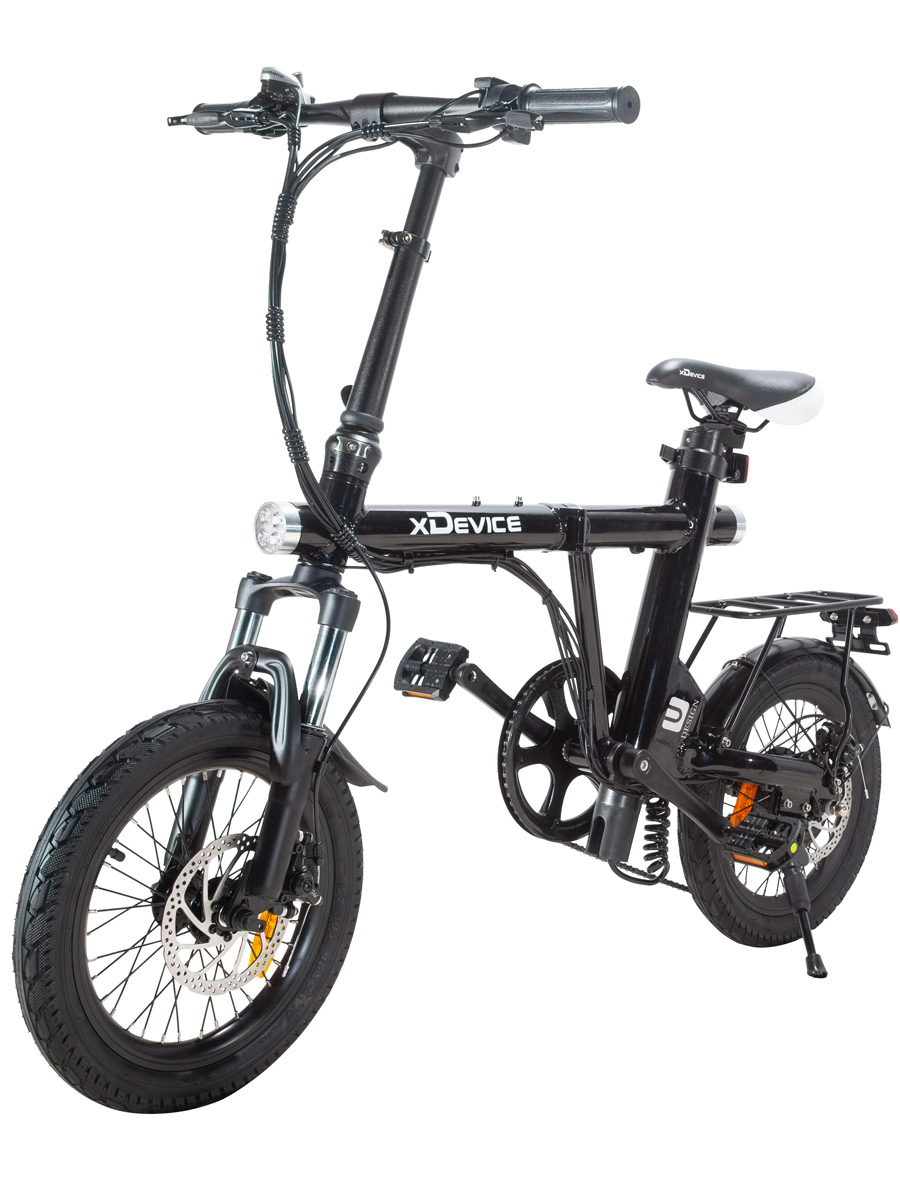Электровелосипед xDevice xBicycle 16U 350W