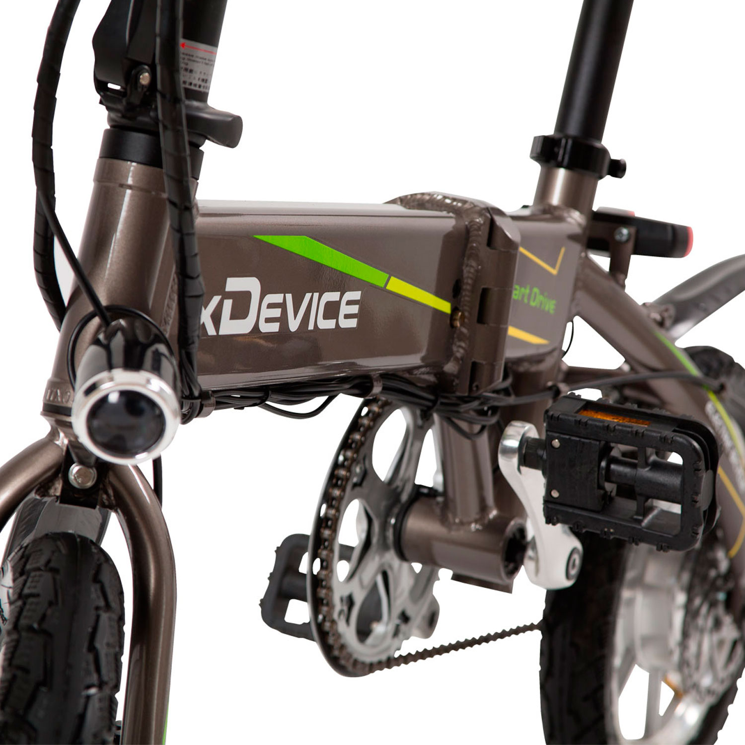 Электровелосипед xDevice xBicycle 14""