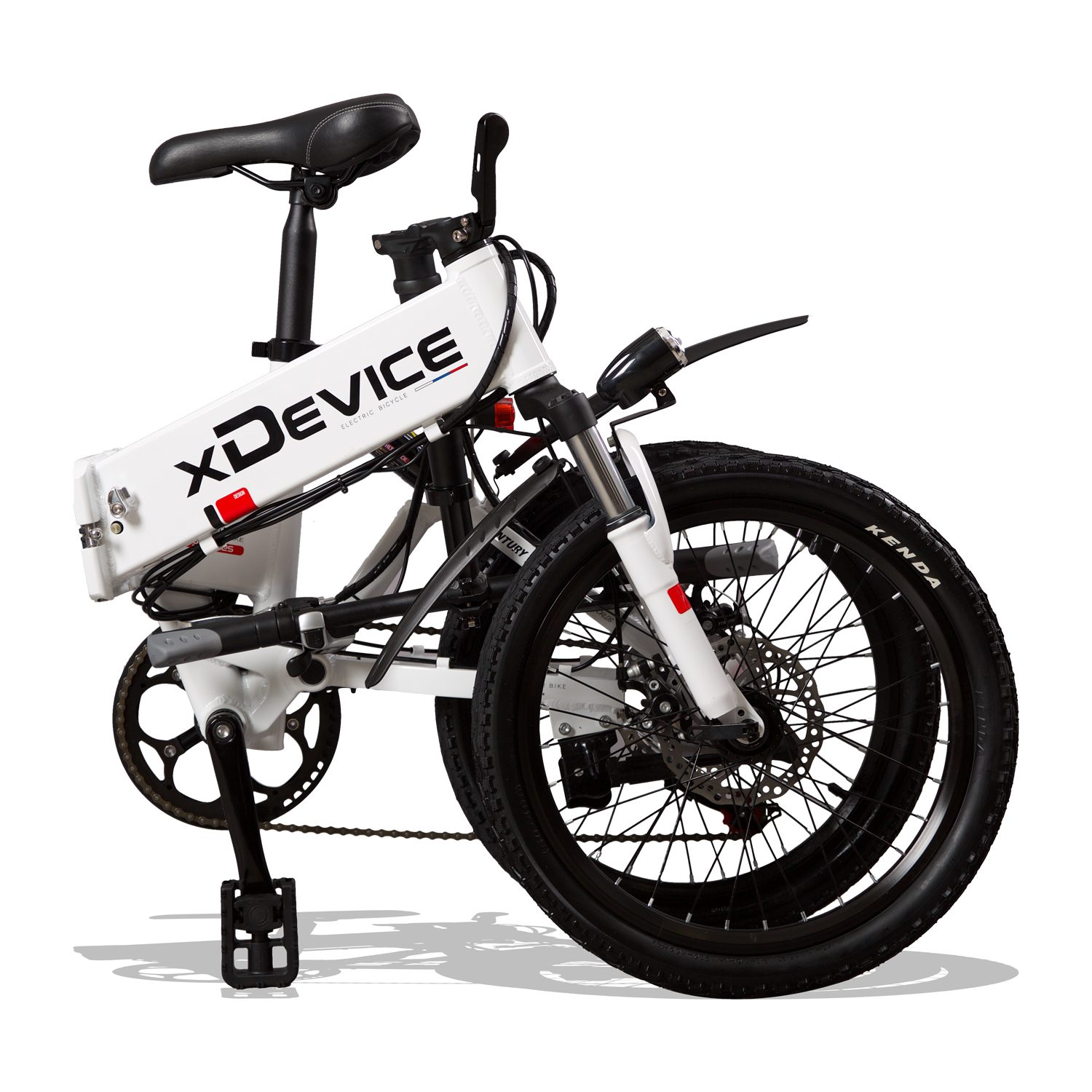 "Электровелосипед xDevice xBicycle 20"" модель 2020 350W"