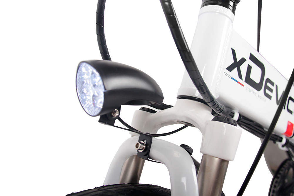 "Электровелосипед xDevice xBicycle 20"" 2019 350W"
